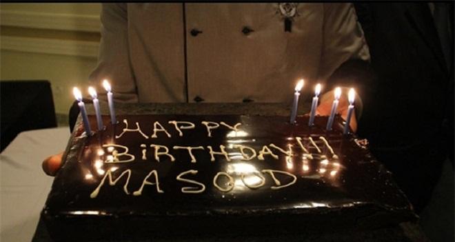جشن تولد مسعود شجاعی در اردوی تیم ملی+عکس