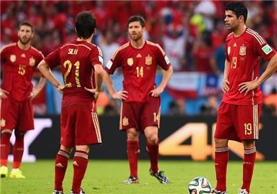 طلسم قهرمانها، دامن اسپانیا را هم گرفت