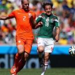 دیدار هلند و مکزیک به روایت آمار