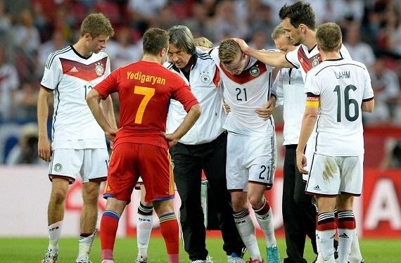 برتری برزيل و آلمان در برابر حریفان تدارکاتی خود
