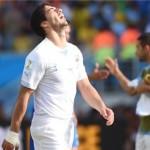 سوارز از کیهلینی و دنیای فوتبال عذرخواهی کرد
