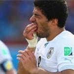 کاهش محرومیت سوارس با حکم دادگاه حکمیت ورزشی