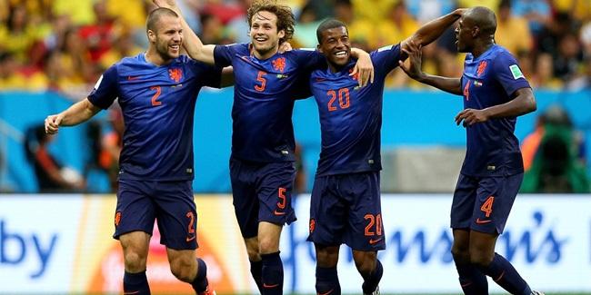 برزیل 0-3 هلند: هدیه خداحافظی نارنجی ها به فن خال