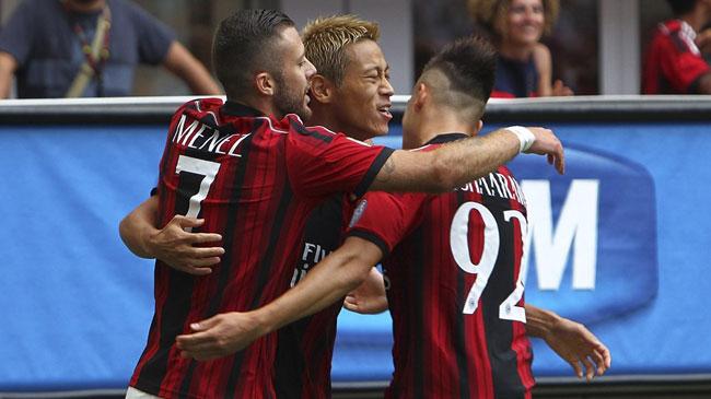 گزارش زنده: میلان 3-1 لاتزیو