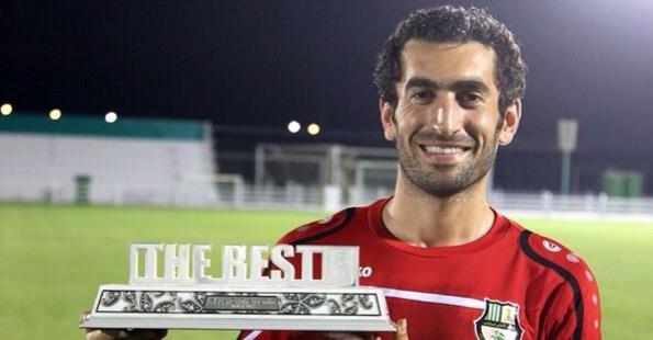 مجتبی جباری، بهترین بازیکن ماه آگوست لیگ ستارگان قطر