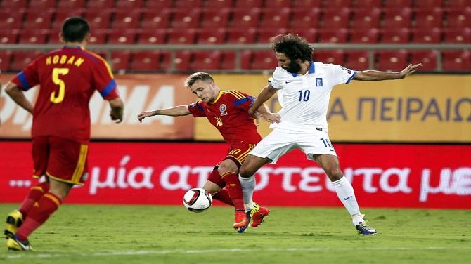 نتایج رقابت های مقدماتی یورو 2016 گروه F/ شکست یونان در خانه