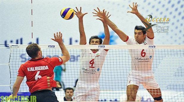 پیش بازی والیبال قهرمانی جهان ایران - آلمان/ پیش به سوی نیمه نهایی