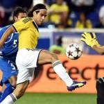 گلزنی فالکائو برای تیم ملی پس از 1 سال