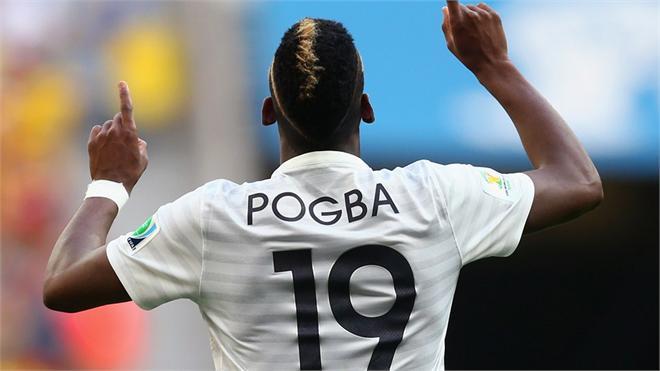 پوگبا: می خواهم روزی بهترین بازیکن جهان شوم