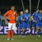 ایسلند 2-0 هلند/ ادامهی ناکامیهای نارنجیها