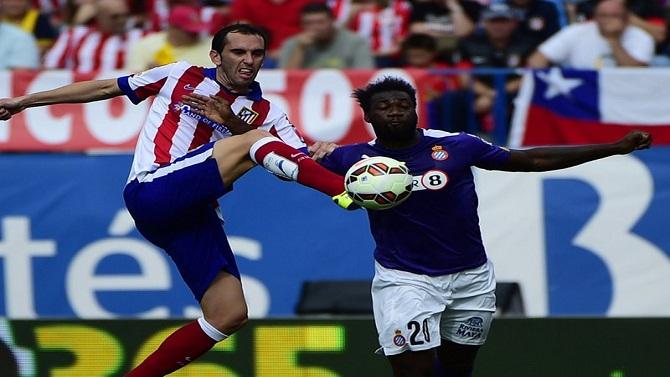 اتلتیکو مادرید 2-0 اسپانیول/ پیروزی خانگی شاگردان سیمئونه برابر اسپانیول