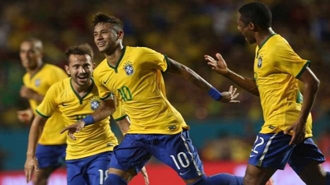 ژاپن 0-4 برزیل/ آتشبازی نیمار در سلسائو
