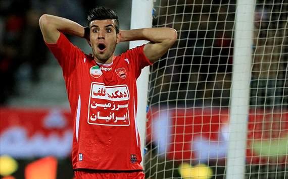 پس از بازی با النصر، خانزاده به کمیته انضباطی باشگاه احضار می شود