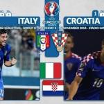پیش بازی ایتالیا - کرواسی/ اولین آزمون جدی دن آنتونیو در جوزپه مه آتزا