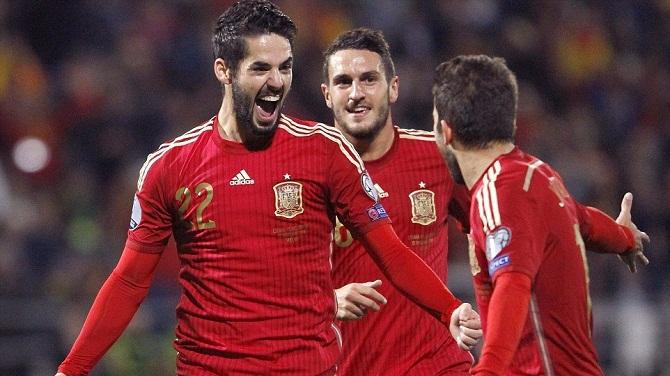 ایسکو: برای حضور در ترکیب تیم ملی و باشگاهم تلاش می کنم
