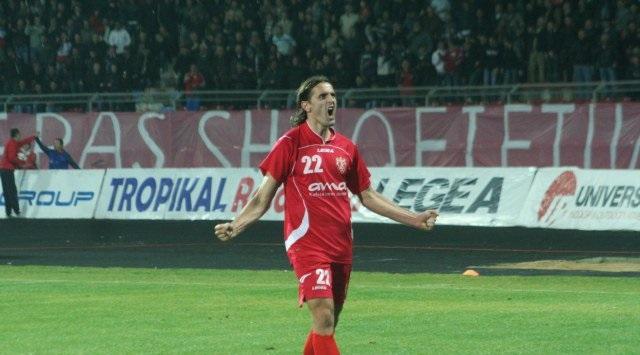 آقای گل لیگ آلبانی در آستانه پیوستن به پرسپولیس