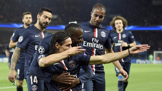 پاریسن ژرمن 1-0 آپوئل نیکوزیا/ پیروزی سخت پاریسی ها