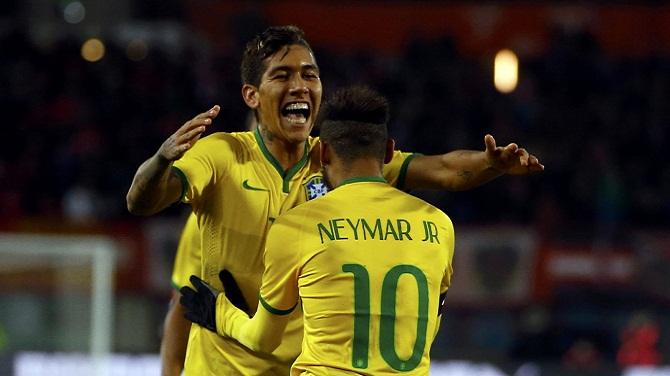 اتریش 1-2 برزیل/ شش بازی شش پیروزی برای کارلوس دونگا