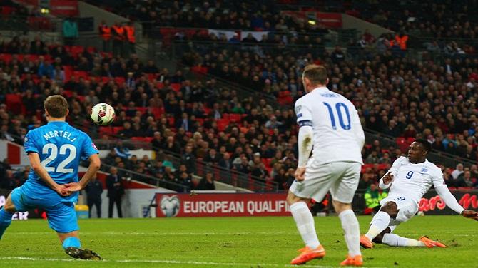 انگلستان 3-1 اسلوونی/ پیروزی سه شیرها در شب درخشش ستاره سیاه