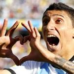 بالاتر از مسی و آگوئرو، آنخل دی ماریا مرد سال فوتبال آرژانتین شد