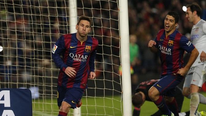 بارسلونا 1-0 اتلتیکو مادرید/ پیروزی دوباره بارسا برای صعود به نیمه نهایی