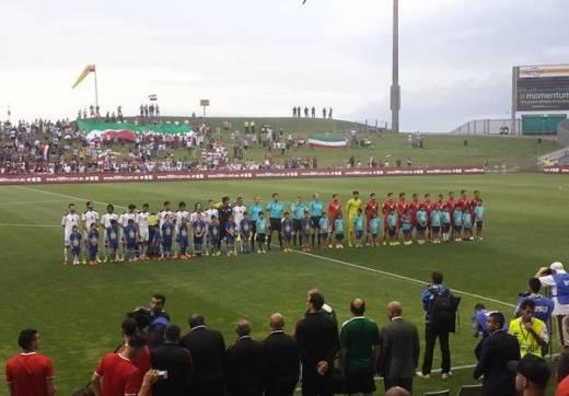 ایران 1 - 0 عراق/ پیش به سوی جام ملت ها با گل سردار