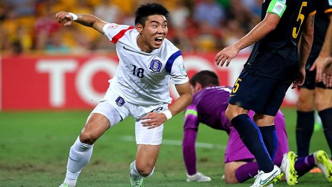 استرالیا 0-1 کره جنوبی/ میزبان هم مقابل کره به زانو در آمد