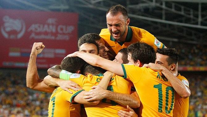 استرالیا 4-0 عمان/ تکلیف گروه A با صعود قاطعانه میزبان روشن شد