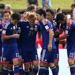 ژاپن 4-0 فلسطین/ برد بی دردسر سامورایی ها