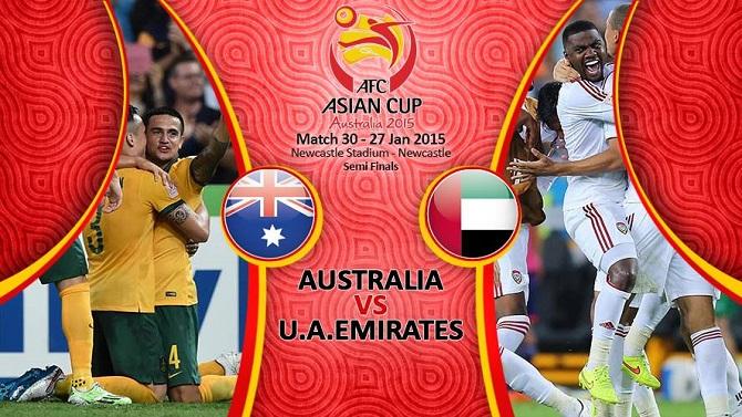 پیش بازی استرالیا - امارات؛ مسیر سیدنی از نیوکاسل می گذرد
