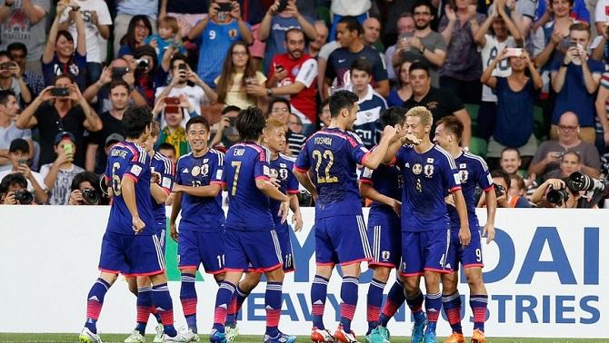 ژاپن 2 - 0 اردن/ برد آسان سامورایی ها