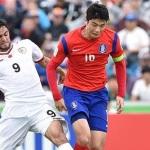 آمار و ارقام دیدار کره جنوبی 1 - 0 عمان