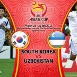 پیش بازی کره جنوبی - ازبکستان/ ببرها به دنبال جام، گرگ ها به دنبال انتقام