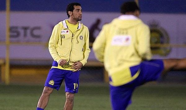 وضعیت نامشخص دو بازیکن النصر برای بازی با پرسپولیس