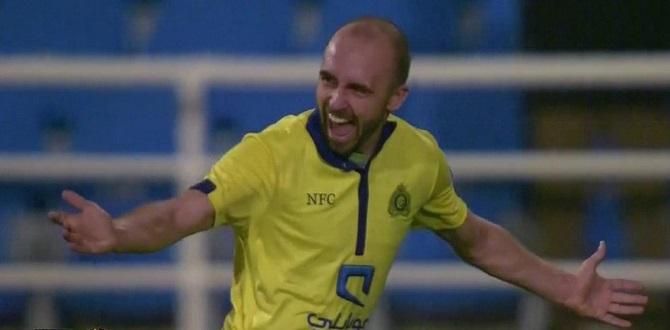 النصر عربستان 3-0 پرسپولیس/ شاهکاری دیگر از مکانی